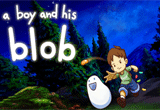 دانلود A Boy and His Blob