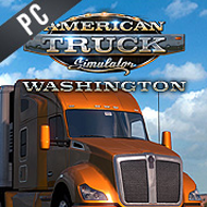 دانلود American Truck Simulator - Washington PROPER