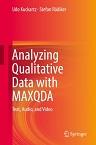 دانلود Analyzing qualitative and mixed methods data with MAXQDA software