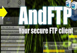 دانلود AndFTP Pro 5.4 for Android +3.0