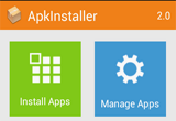 دانلود APK Installer 7.1.2 for Android +4.0