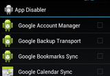 دانلود App Disabler 1.0.1 for Android