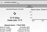 دانلود Arcus Weather Pro 6.0.0.6 for Android +4.0
