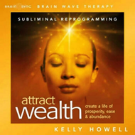 دانلود Attract Wealth Kelly Howell