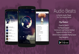 دانلود Audio Beats – Music Player Premium Full 5.2.0 Build 5218 for Android +4.1