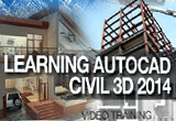 دانلود Infiniteskills - AutoCAD Civil 3D 2014 Training Video