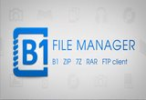 دانلود B1 File Manager and Archiver 1.0.079 / 1.0.0063 Pro for Android +4.0