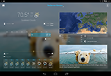 دانلود Bright Weather Premium 1.4.1 for Android +4.0