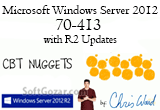 دانلود CBT Nuggets - Microsoft Windows Server 2012 70-413 with R2 Updates