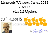 دانلود CBT Nuggets - Microsoft Windows Server 2012 70-417 with R2 Updates