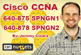 دانلود CBT Nuggets - Cisco CCNA 640-875 SPNGN1 / Cisco CCNA 640-878 SPNGN2