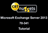 دانلود CBT Nuggets - Microsoft Exchange Server 2013 70-341