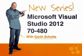 دانلود CBT Nuggets - Microsoft Visual Studio 2012 70-480