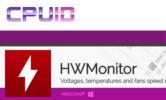 دانلود CPUID HWMonitor Pro 1.39 / Free 1.40
