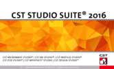 دانلود CST Studio Suite 2017 SP5 x64