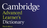 دانلود Cambridge Advanced Learner's Dictionary 4th Edition with Thesaurus