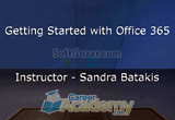 دانلود Career Academy - Microsoft Office 365 Getting Started