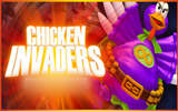 دانلود Chicken Invaders 5 - Cluck of the Dark Side v5.0