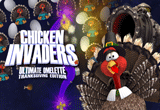 دانلود Chicken Invaders Ultimate Omelette Thanksgiving Edition