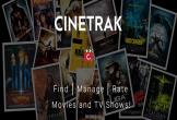 دانلود CineTrak Your Movie and TV Show Diary 0.7.10 for Android +4.4