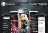 دانلود Claystone Launcher Pro 2.5 for Android +2.1