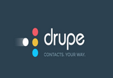 دانلود Contacts Phone Dialer Drupe 3.044.00014 For android +4.1