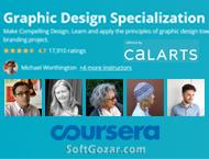دانلود Coursera – Graphic Design Specialization