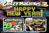 دانلود Crazy Machines 2 Happy New Year Bundle Edition