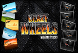دانلود Crazy Wheels Monster Trucks 1.0.5 for Android +2.2