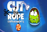 دانلود Cut the Rope Experiments 1.8.0 / HD 1.7.2 for Android +2.3