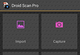 دانلود Droid Scan Pro 6.4.2 for Android +4.0