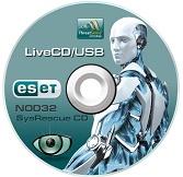 دانلود ESET SysRescue Live 1.0.16.0
