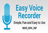 دانلود Easy Voice Recorder Pro 2.7.0 for Android +4.1