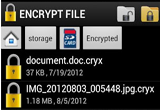 دانلود Encrypt File 1.0.9 for Android +2.3