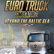 دانلود Euro Truck Simulator 2 - Beyond the Baltic Sea