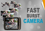 دانلود Fast Burst Camera 7.0.1 for Android +4.0