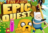 دانلود Finn and Jake's Epic Quest
