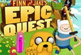 دانلود Finn and Jake's Epic Quest
