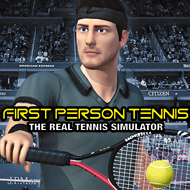 دانلود First Person Tennis - The Real Tennis Simulator