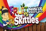 دانلود Fruit Ninja vs Skittles 1.0.0 for Android