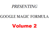 دانلود Learning GOOGLE MAGIC FORMULA