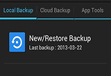 دانلود GO Backup Pro Premium 3.51 for Android