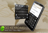 دانلود GO Keyboard 2017 Prime 3.52 / Pro 1.58 + Plugin for Android