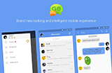 دانلود GO SMS Pro Premium 7.85 / 5.61 for Android +1.6