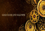 دانلود Gold clock world time HD 1.08 for Android