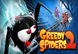دانلود Greedy Spiders 1 v2.4 / 2 v1.4.3 for Android +2.3