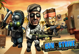 دانلود Gun Strike 1 v1.5.2 / 2 v1.2.7 for Android +2.3
