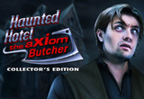 دانلود Haunted Hotel - The Axiom Butcher Collector's Edition