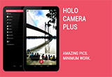 دانلود Holo Camera PLUS 3.1 for Android +4.0