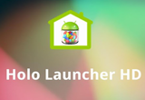 دانلود Holo Launcher Plus & HD Plus 3.0.9 / Holo Notifer 1.3 for Android +4.1